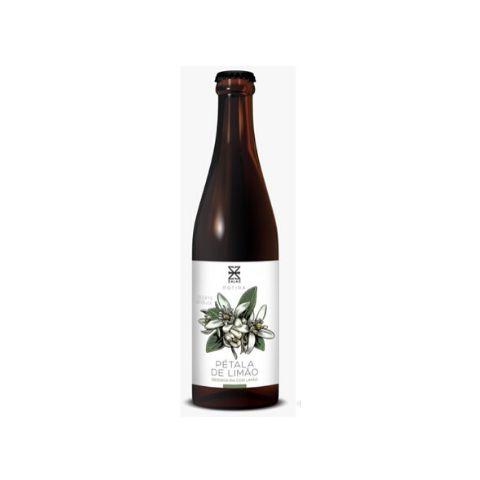 Cerveja Zalaz Pétala de Limão Safra 2020 Session IPA C/ Limão - 500ml