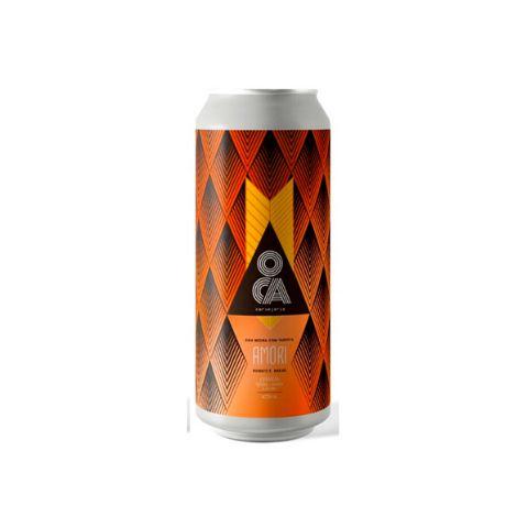 Cerveja Oca Amôri Double New England IPA Lata - 473ml