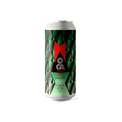Cerveja Oca Amana Double New England IPA Lata - 473ml