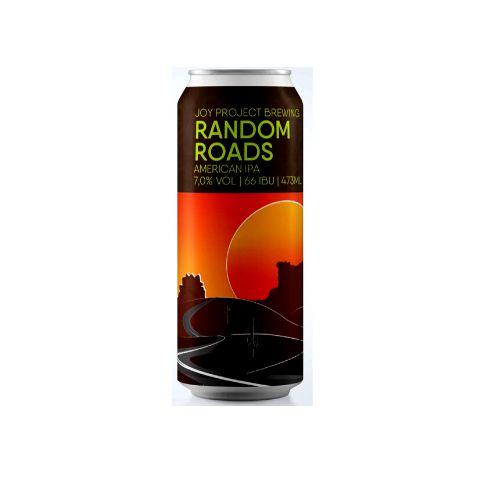 Cerveja Joy Project Random Roads American IPA Lata - 473ml