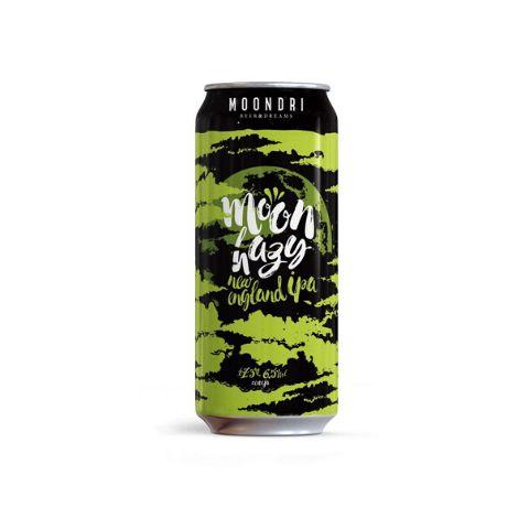Cerveja Moondri Moon Hazy New England IPA Lata - 473ml