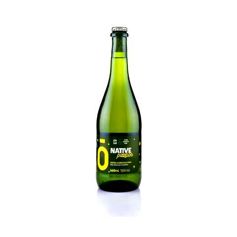 Hidromel Orun + Three Monkeys Native Passion Hidromel C/ Maracujá, Baunilha, Cupuaçu e Amburana - 660ml