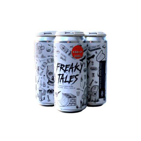 Cerveja Koala San Brew Freaky Tales KSB-01 Double New England IPA Lata - 473ml