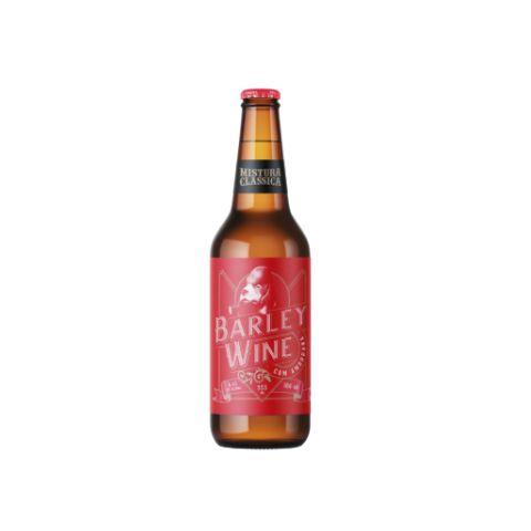 Cerveja Mistura Clássica Barley Wine Com Amburana - 355ml