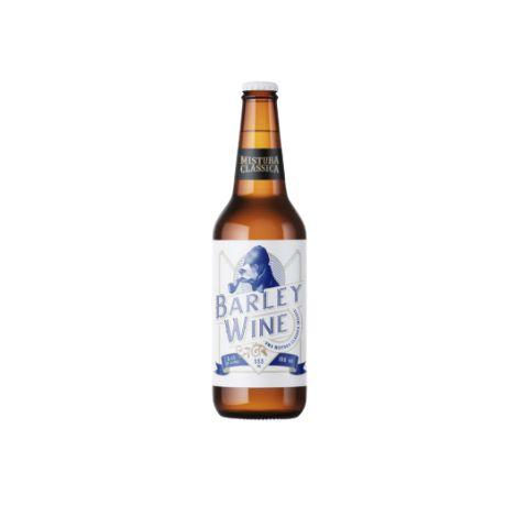 Cerveja Mistura Clássica Barley Wine - 355ml