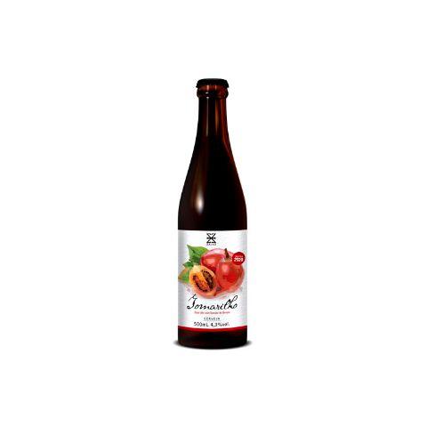 Cerveja Zalaz Tomarilho Safra 2020 Sour Ale - 500ml