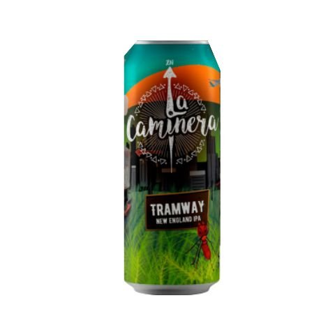 Cerveja La Caminera Tramway New England IPA Lata - 473ml