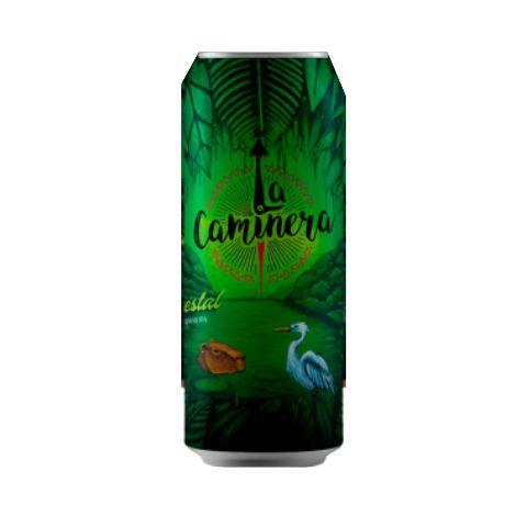 Cerveja La Caminera Florestal New England IPA Lata - 473ml