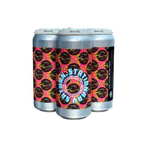 Cerveja Koala San Brew Stationary Saturn Double New England IPA Lata - 473ml