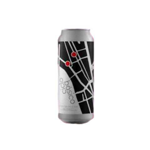Cerveja Tábuas + Garimpero + Confra Ciclo Básico American Pale Ale Lata - 473ml