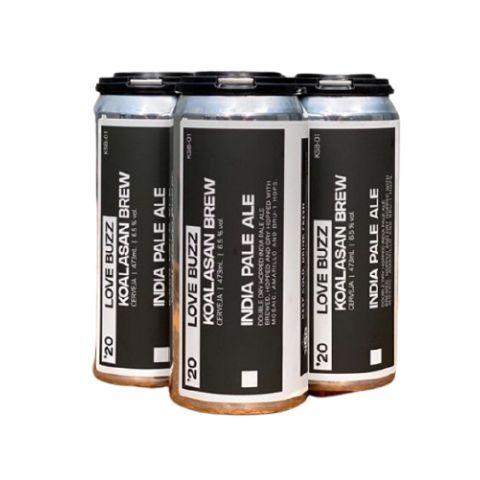 Cerveja Koala San Brew Love Buzz New England IPA Lata - 473ml