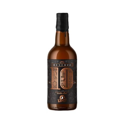 Cerveja Dama Bier Reserva 10 Wheat Wine Barrel Aged - 500ml
