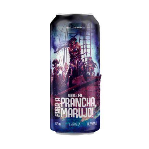 Cerveja Under Tap Para a Prancha, Marujo! Double IPA Lata - 473ml