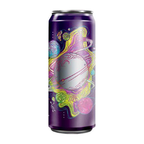 Cerveja Fermi + Suricato Ales Tem Farinha No Meu Suco New England IPA Lata - 473ml