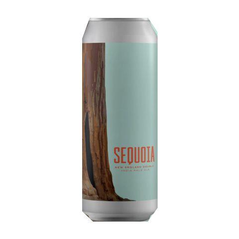 Cerveja Tábuas Sequóia Double New England IPA Lata - 473ml