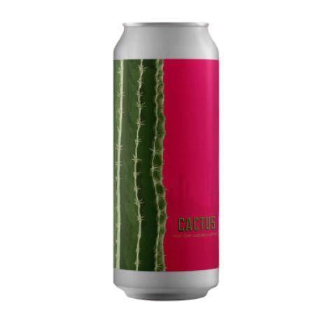 Cerveja Tábuas Cactus Sour C/ Cupuaçu e Pitaya Lata - 473ml