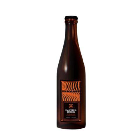 Cerveja Zalaz Brumas California Common C/ Chips de Laranjeira - 500ml