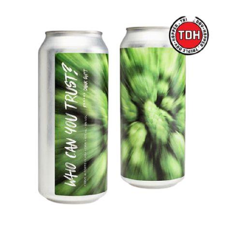 Cerveja Koala San Brew Who Can You Trust? TDH Double New England IPA Lata - 473ml
