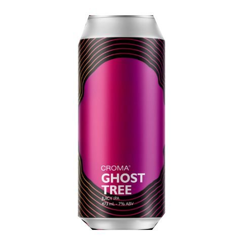 Cerveja Croma Ghost Tree Juicy IPA Lata - 473ml