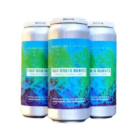 Cerveja Koala San Brew Fast Radio Bursts Double New England IPA Lata - 473ml