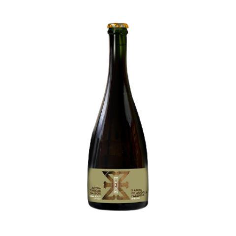 Cerveja Zalaz 5 Anos Spontaneus #5 Saison - 750ml