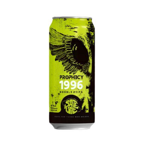 Cerveja Satélite Prophecy 1996 Double New England IPA Lata - 473ml