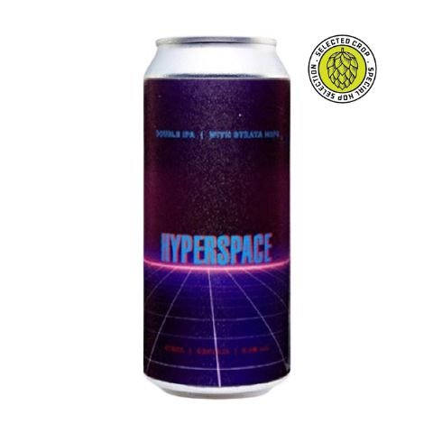 Cerveja Koala San Brew Hyperspace Selected Crop Double New England IPA Lata - 473ml