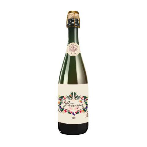 Cerveja HopMundi Botanique Rouge Wild Sour Barrel Aged C/ Uva Cabernet Sauvignon - 375ml