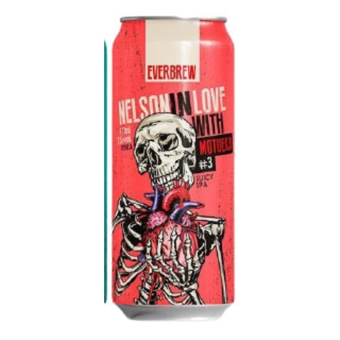 Cerveja EverBrew Nelson In Love Motueka Juicy IPA Lata - 473ml