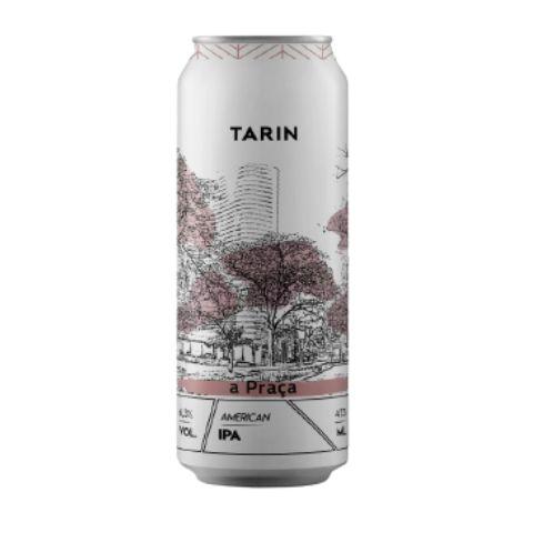 Cerveja Tarin A Praça New England IPA Lata - 473ml