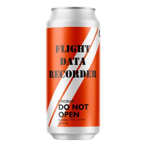 Cerveja Croma Do Not Open Double Juicy IPA Lata - 473ml