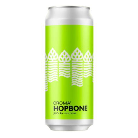 Cerveja Croma HopBone Juicy IPA Lata - 473ml