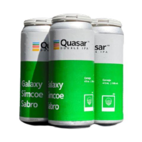 Cerveja Koala San Brew Quasar New England Double IPA Lata - 473ml