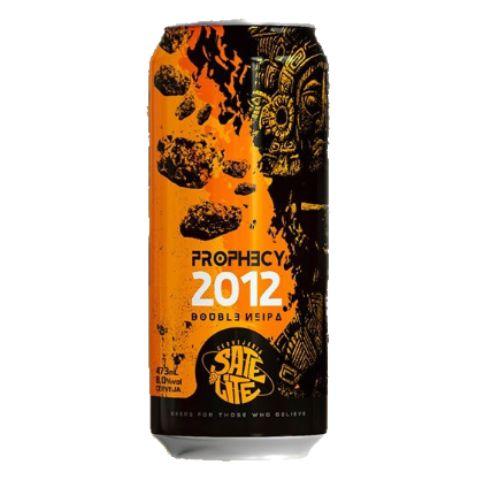 Cerveja Satélite Prophecy 2012 Double New England IPA Lata - 473ml
