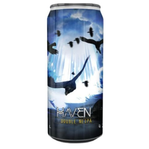 Cerveja Spartacus Haven Double NEIPA Lata - 473ml