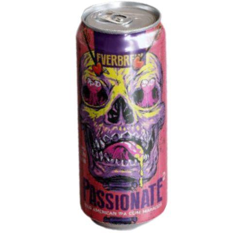 Cerveja EverBrew Passionate 2 Sour IPA C/ Maracujá Lata - 473ml