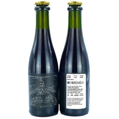 Cerveja Devaneio do Velhaco Meu Deus É O Céu II Brett Saison - 375ml