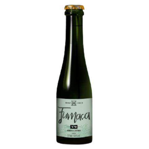 Cerveja Zalaz Spontaneus #9 Fumaça Farmhouse Ale Defumada - 375ml