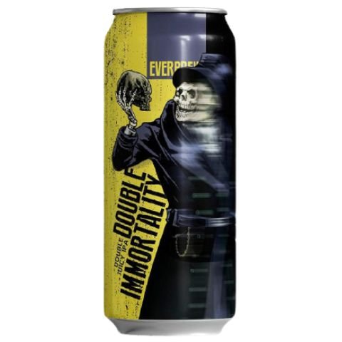 Cerveja EverBrew Double Immortality Double Juicy IPA Lata - 473ml