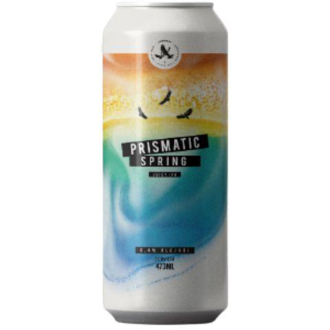 Cerveja Abutres Prismatic Spring Juicy IPA Lata - 473ml