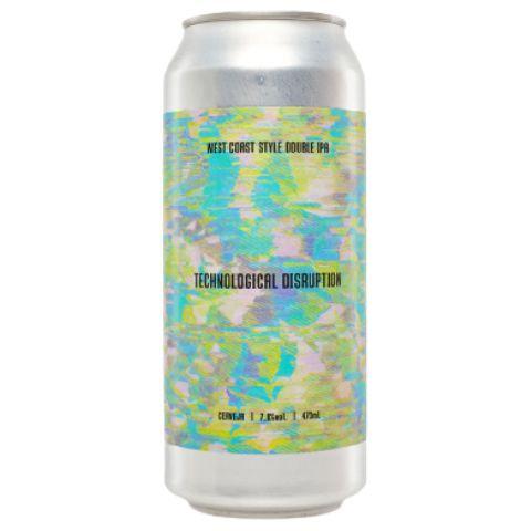 Cerveja Koala San Brew Technological Disruption KSB-08 West Coast Double IPA Lata - 473ml