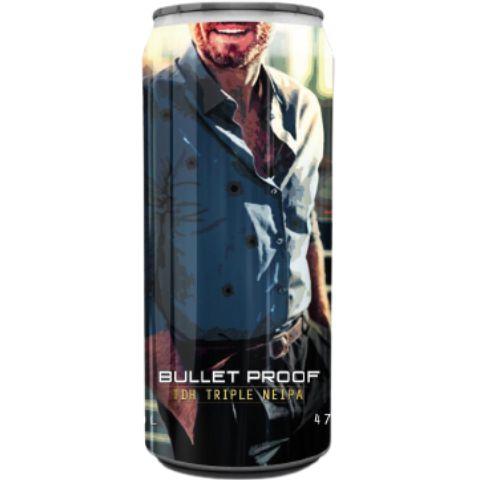 Cerveja Spartacus Bullet Proof TDH Triple NEIPA Lata - 473ml