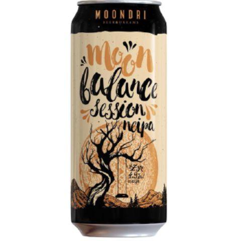 Cerveja Moondri Moon Balance Session New England IPA Lata - 473ml