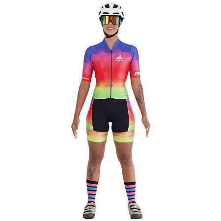 Macaquinho Ciclismo RH 16  Degrade