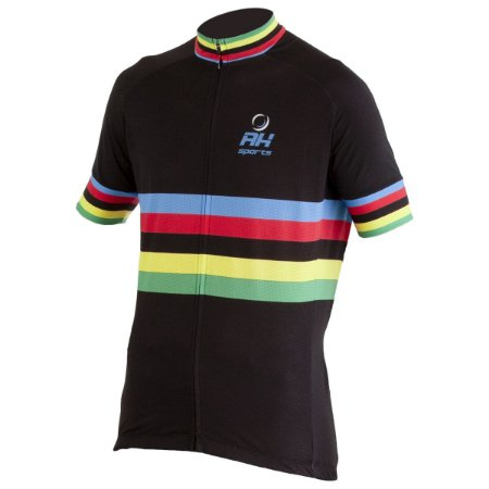 Camisa Ciclismo RH-30 Preta