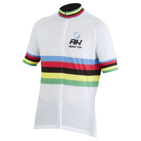 Camisa Ciclismo RH-30 Branca
