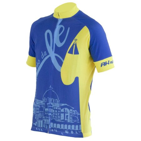 Camisa Ciclismo RH-45 Azul