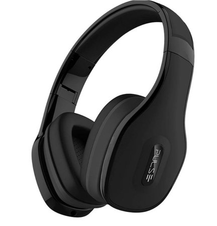 Fone de Ouvido Pulse Headphone Over Ear Haste Ajustável Preto Hands Free com Microfone Integrado