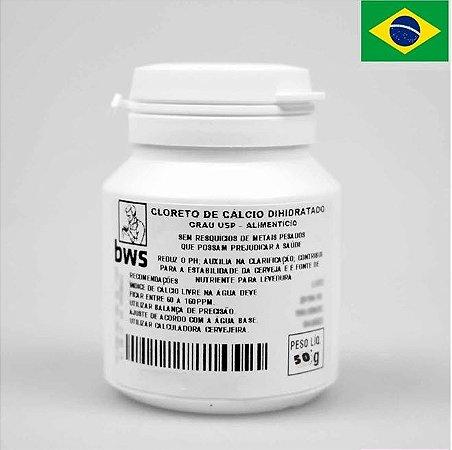 CLORETO DE CALCIO 2H2O PA