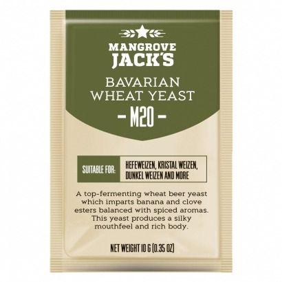 Fermento Mangrove Jacks - M20 - Bavarian Wheat